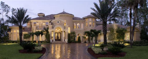Luxury florida homes designs